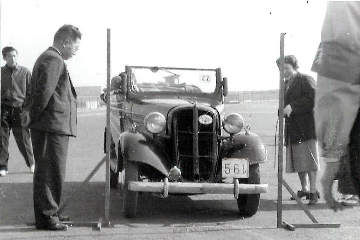車屋四六】ダットサン1938年型 - WEBカーアンドレジャー