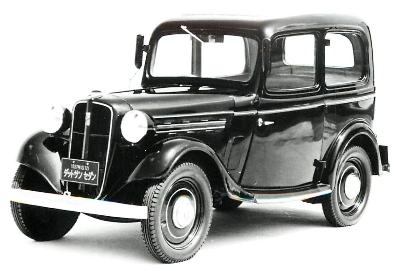 車屋四六】ダットサン1938年型 -