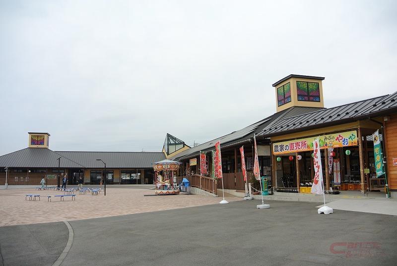 北関東道壬生PA
