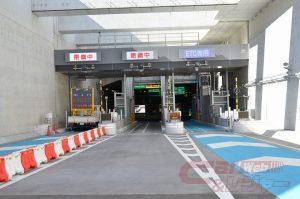 首都高横浜北線・馬場出入口 2月27日12時開通 第三京浜、首都高湾岸線両方向の利用が可能