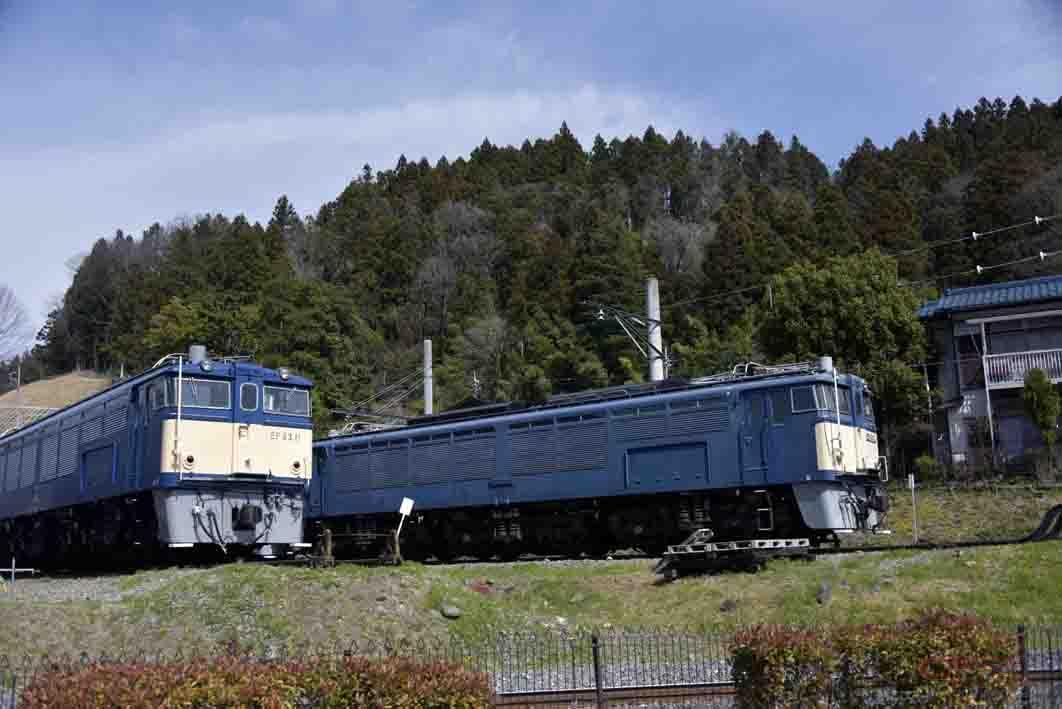 電気機関車EF63