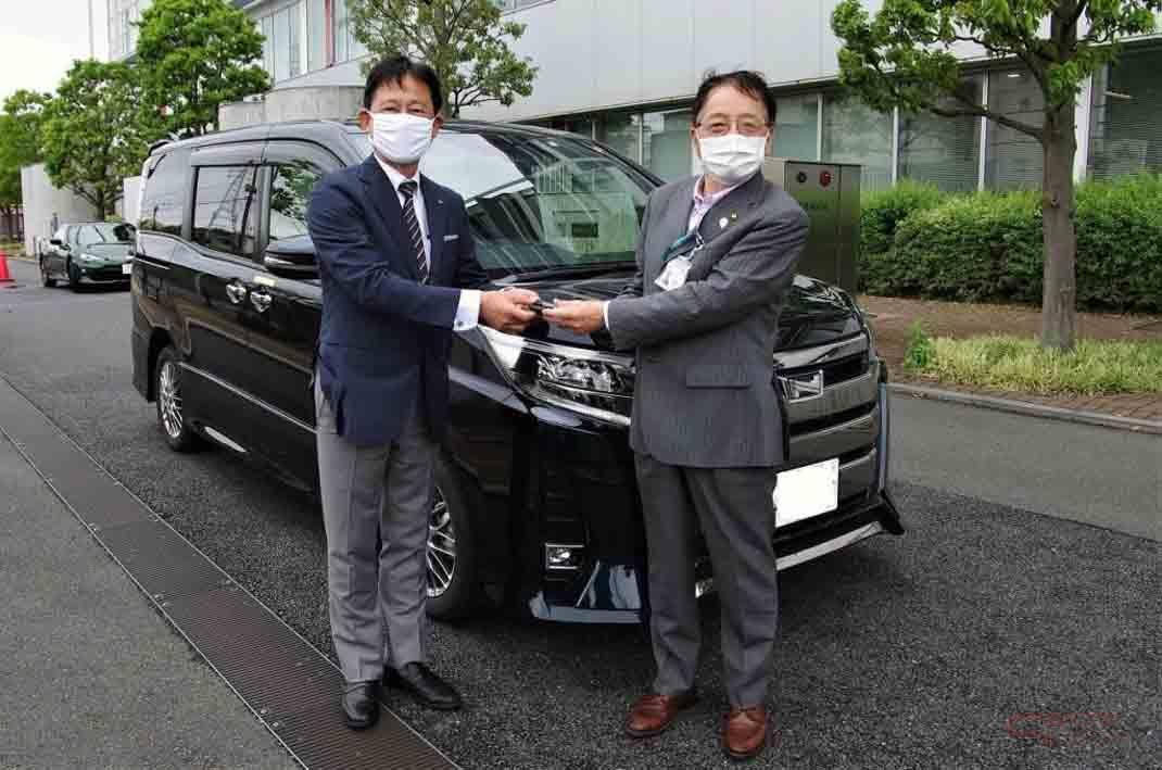 トヨタモビリティ東京、町田市に新型コロナウィルス感染者移送用の車両 ...