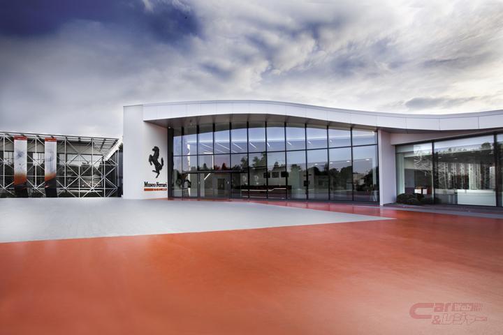 マラネッロのフェラーリ・ミュージアム