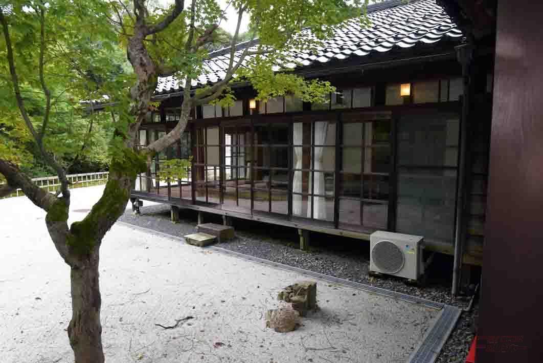 希少な明治期の日本家屋