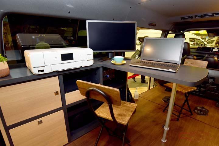トイファクトリー・ハコハコのオフィススタイル